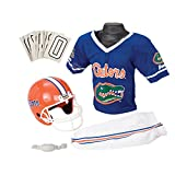 Florida Gators - Youth - Delux Helmet & Uniform Set (Medium)