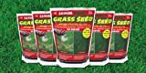Canada Green Grass Seed 1Kg x 5 Packs. 5Kg Bulk Offer. Coverage up to 235 Sq Metres