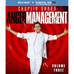 Anger Management, Vol. 3 [Blu-ray]