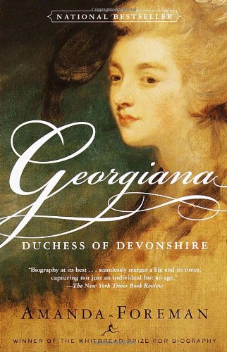 Georgiana: Duchess of Devonshire (Living Language Series)