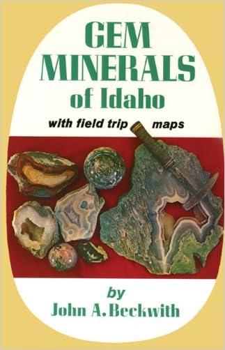 Gem Minerals of Idaho