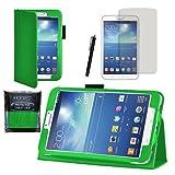 MOFRED® Green Samsung Galaxy Tab 3 8
