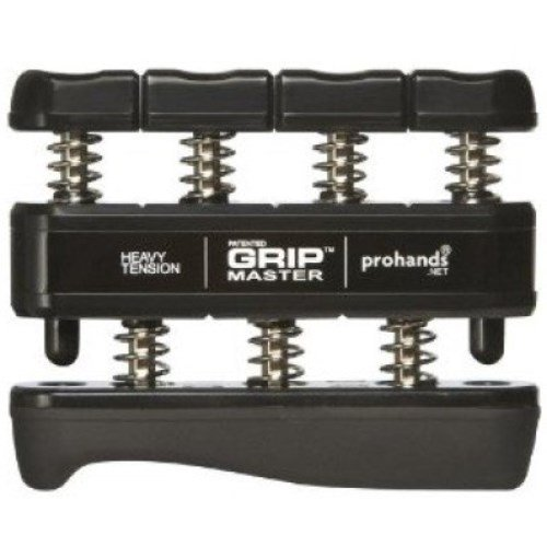 ProHands-Gripmaster-Heavy-Tension-Hand-and-Finger-Exerciser-Black-9-Pounds