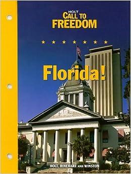 Holt Call to Freedom: Florida!: Amazon.co.uk: Holt