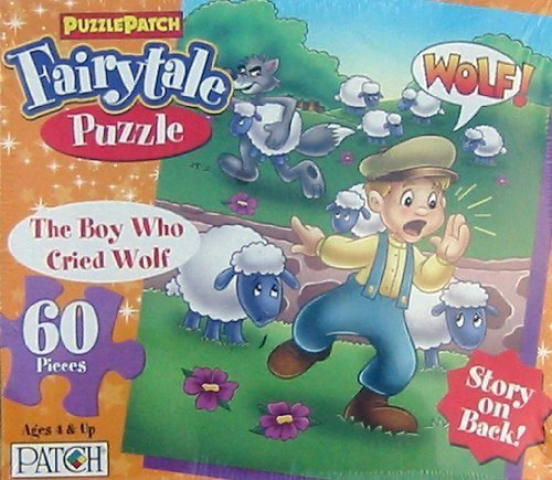 Patch Products Fairytale Puzzles 60pc Puzzle - 1