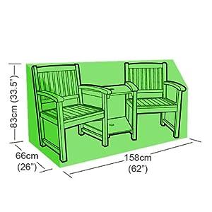 Gardman Companion Seat Cover Green