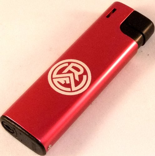 rouge-blanc-manger-briquet-metal-rouge-neuf-metal-briquet