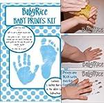 Baby Hand & Footprint Inkless Wipe Ke...