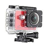 SJCAM社製 SJ5000X Wifi HDアクションカメラ スポーツカメラ Novatek NTK96660 SJCAMロゴ付き正規品 2.0インチディスプレイ WLANよりスマホから確認、制御可能 4K 24fps 1080P 60fps...