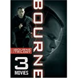 The Bourne Trilogy (The Bourne Identity / The Bourne Supremacy / The Bourne Ultimatum)by Matt Damon