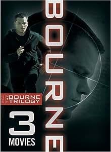 The Bourne Trilogy (The Bourne Identity / The Bourne Supremacy / The Bourne Ultimatum) (Bilingual)