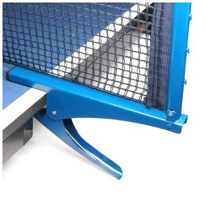 Best Review Of SODIAL(TM) Ping Pong Table Tennis Clamp Post Stand with Net Set