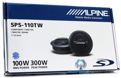Alpine SPS-110TW Type-S 1
