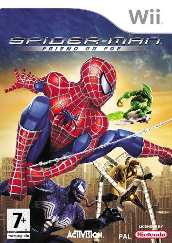 [Wii] SPIDER-MAN : ALLIE OU ENNEMI 51MXmTTojtL._SL500