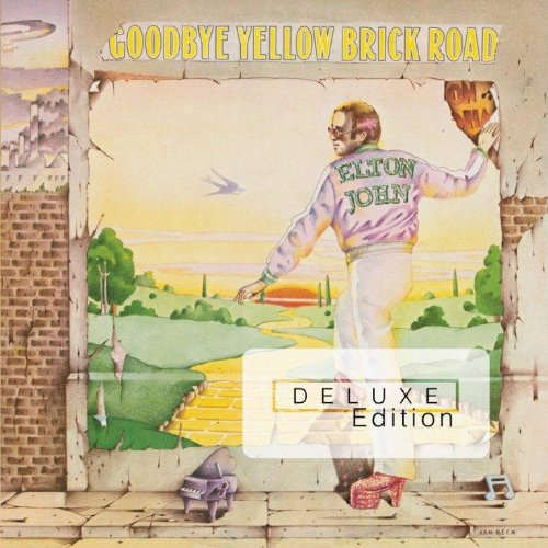 Elton John - Goodbye Yellow Brick Road - (DJM DJLPO 1001) - D2 - Zortam Music