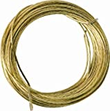 6 metres BRASS PICTURE HANGING WIRE