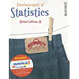 Fundamentals of Statistics [With CDROMWith Mymathlab Student Access Kit] ~ Michael, III Sullivan