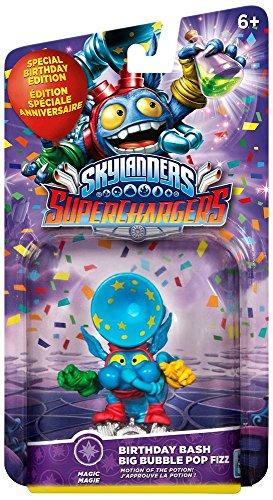 Skylanders SuperChargers: Drivers Birthday Bash Big Bubble Pop Fizz