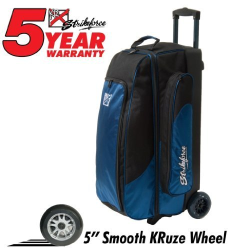 kr-cruiser-smooth-triple-roller-bowling-bag-midnight-blue-by-kr-strikeforce-bowling-bags