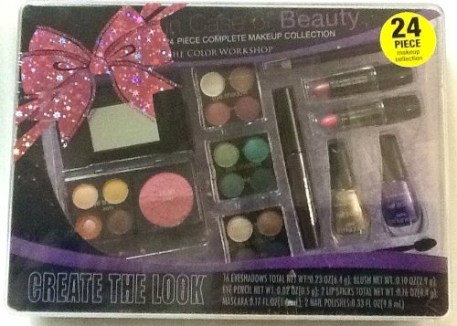 5676709af231 DISCOUNTED: In Case of Beauty......- Cosmetic Kit - 24 Makeup ...