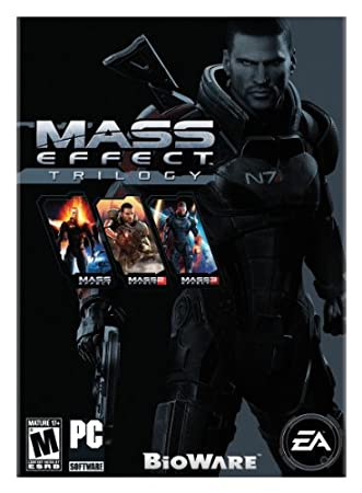 Mass Effect Trilogy [Download]