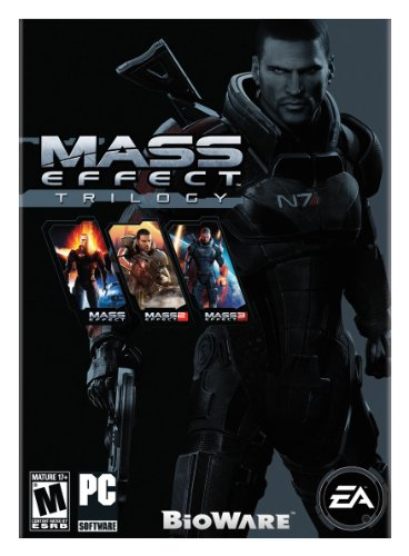 Mass Effect Trilogy [Online Game Code] image