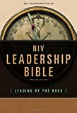 img - for NIV, Leadership Bible, Hardcover: Leading by The Book book / textbook / text book