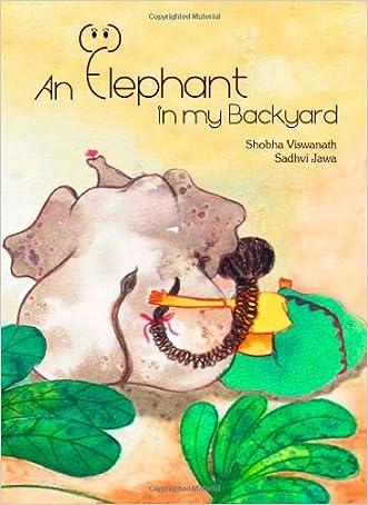 An Elephant in My Backyard (Karadi Tales)