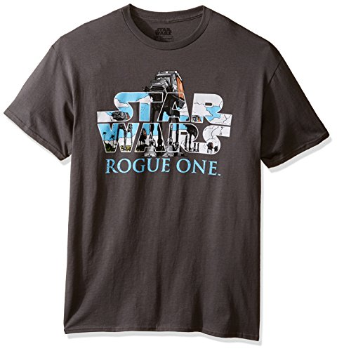 Star Wars Rogue One At-At Logo T-Shirt