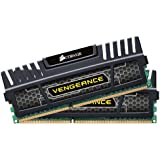 Corsair Vengeance 16GB (2 x 8 GB) DDR3 1600 MHz (PC3 12800) Desktop Memory (CMZ16GX3M2A1600C10)