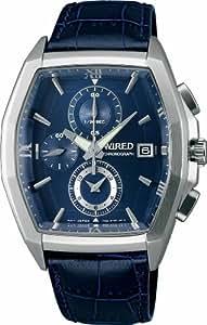[ワイアード]WIRED 腕時計 クオーツ カットハードレックス 日常生活用強化防水 (10気圧) AGAV086 メンズ