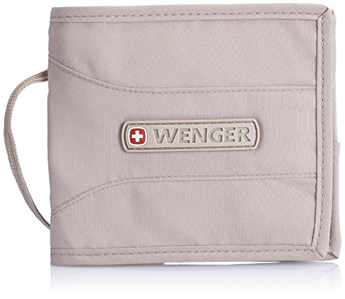 wenger-triple-pocket-neck-pouch-grey