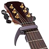 Neewer® Brown Single-handed Specially Designed For Ukulele Banjo Mandolin Capo