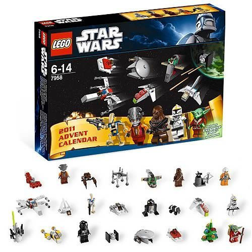 LEGO Star Wars(TM) Advent Calendar 7958