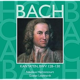 """Cantata No.130 Herr Gott, dich loben alle wir BWV130 : III Aria - """"Der alte Drache brennt vor Neid"""" [Bass]"""