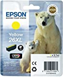 Epson C13T26344010 - PREMIUM INK CLARIA YEL 26XL - IN