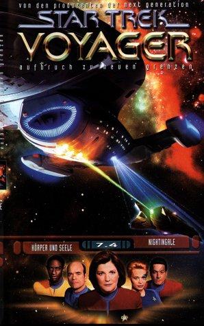 Star Trek - Voyager 7.4: Körper und Seele/Nightingale [VHS]