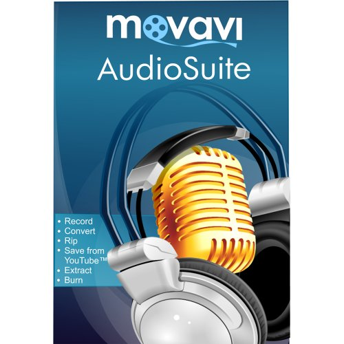 Movavi Audio Suite Business Edition