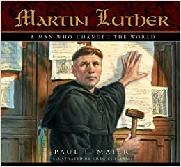 Martin Luther Children's Book