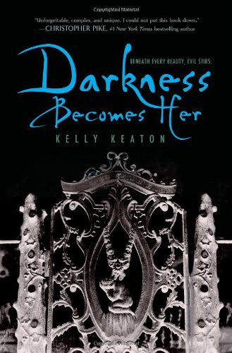 Cover of Darkness Becomes Her