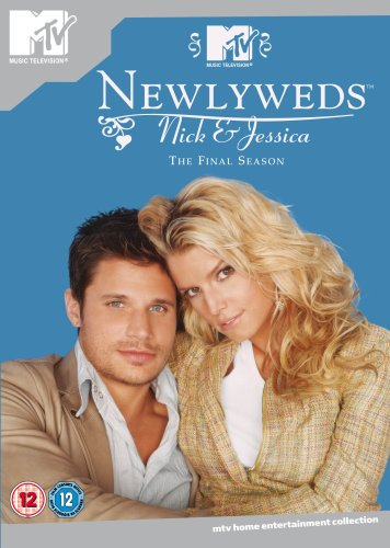MTV - Newly Weds - Nick And Jessica - The Final Season [DVD]