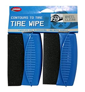 Carrand 92143 Cleanmates Tire Gel and Dressing Applicators from Carrand