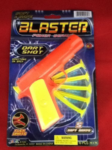 Blaster Power Series Toy Dart Gun - 1