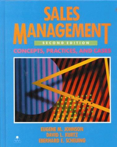 Sales Management: Concepts, Practices, and Cases (Mcgraw Hill Series in Marketing) PDF