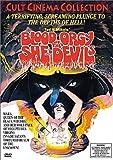 echange, troc Blood Orgy Of The She-Devils [Import Zone 1]