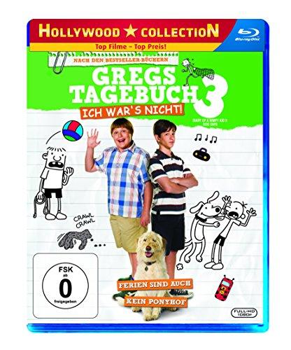 Gregs Tagebuch 3 - Ich war's nicht! [Blu-ray]