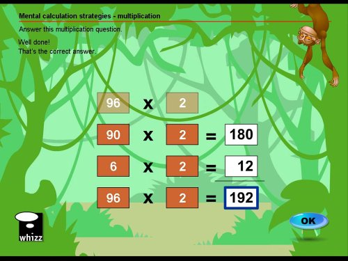 Maths-Whizz Key Stage 2 Multiplication and Division