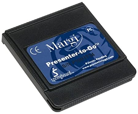 Margi Systems Presenter-to-Go Springboard Module