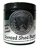 Black Canyon Home and Body Scented Shea Body Butter, Pear & Black Currant