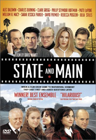 Cover art for  State and Main
